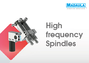 High Frequency Spindles